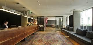 Desk Hotel Anselmo Buenos Aires Curio Collection By Hilton Hotel