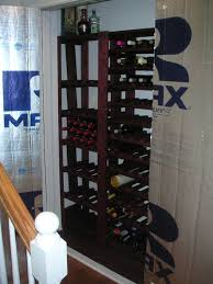 how to convert a closet into a mini wine cellar 16 steps with