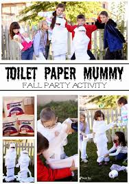wrapped toilet paper toilet paper mummy sugar bee crafts