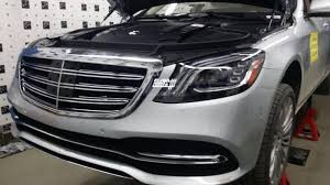 2018 mercedes benz s class redesign car news