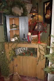 primitive winter decor i love primitives pinterest primitive