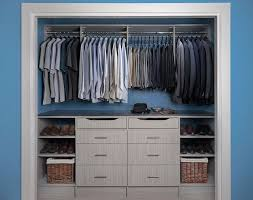 Ideas For Small Closets by Top 25 Best Mens Closet Organization Ideas On Pinterest Man