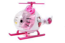 Hello Kitty Christmas Lights by Amazon Com Hello Kitty Emergency Helicopter Toys U0026 Games