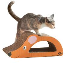 Curved Cat Scratcher My Cats Refuse To Get Their Nails Cut The Cat Site