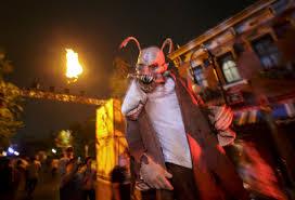 usc halloween horror nights haunt review halloween horror nights