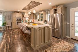 Modular Home Kitchen Cabinets Ritz Craft Custom Homes Honored By National Awards Program
