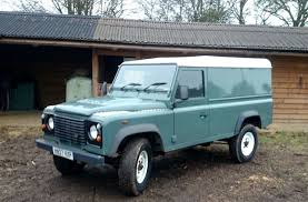 2009 land rover second hand land rover defender defender 110 hard top for sale in