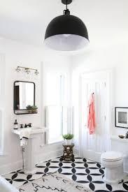 style steals classic black and white bathroom studio thomas