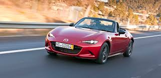 mazda worldwide fiat 124 spider to debut late 2015 go on sale worldwide from 2016