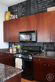 kitchens the idea chalkboards for kitchen becomes more attractive