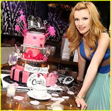 bella thorne sweet 16 birthday party pics bella thorne