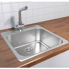 drop in kitchen sinks buy drop in sinks in stainless steel