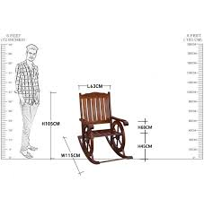 Chair Jpg Rocking Chair Drawing Buy Rocking Chair With Ancient Wheel Design Online In India