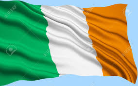Green White And Yellow Flag Flag Of Ireland Frequently Referred To As The Irish Tricolor