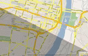 Saint Louis Zip Code Map by Total Solar Eclipse 2017 Maps
