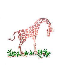 kids room amazing kids room stencils wall stencil giraffe