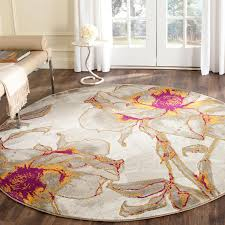 7 Round Area Rug Rug Prl7733e Porcello Area Rugs By Safavieh