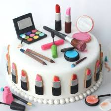 how to make a cake for a girl best 25 makeup birthday cakes ideas on makeup cakes