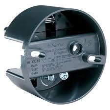 Installing A Ceiling Fan Box by 4 Inch Round Direct Mount Ceiling Fan Box S116fan Legrand