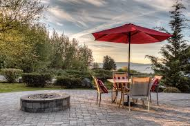 What Is Patio Gas by Federal Way Home For Sale Features Millennium Falcon Shaped Patio