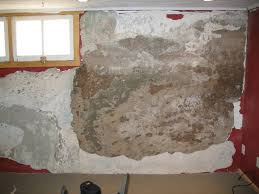 basement wall mortar building u0026 construction diy chatroom home