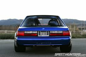 fox body tail lights rollin in my 5 0 the fox redefined speedhunters