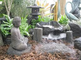attractive japanese garden water features japanese garden design
