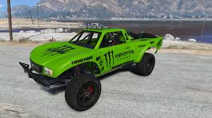jeep monster energy trophy truck monster energy black livery any color gta5 mods com