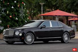 bentley mulsanne blacked out bentley rides magazine