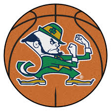 Notre Dame Desk Accessories Of Notre Dame Fighting Basketball Area Rug