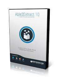 Converting Pdf To Excel Spreadsheet Investintech Com Launches Able2extract 10 Pdf Converter For