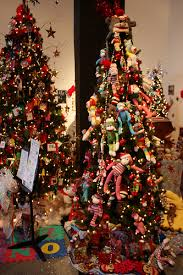 fort myers festival of trees christmastime in florida at
