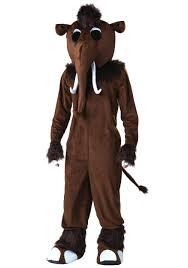 woolly mammoth costume