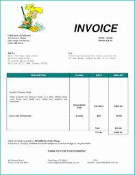 invoice template uk self employed self employed invoice template excel beautiful luxury cleaning