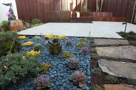 Modern Rock Garden Bernal Heights Modern Garden San Francisco By The Garden
