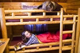 Cabin Bunk Beds Photos Of Cing Cabins For Rent Missoula Koa