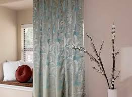 curtain room dividers to use in your home minimalist design homes