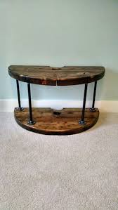 How To Build Wood Tv Stands Best 25 Wire Spool Ideas On Pinterest Spool Tables Cable Spool