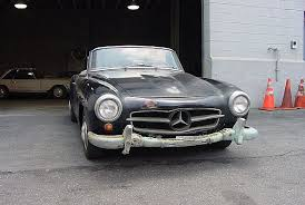 1960 mercedes for sale 1960 mercedes 190sl for sale point york