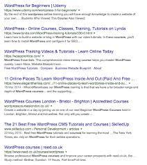 online tutorial like lynda the 8 best online resources to learn wordpress in under a week