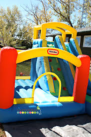 jeep bed little tikes little tikes giant slide bouncer bouncy house ourkidsmom