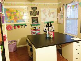 Homeschool Desk Our Homeschool Room Restored By Hope