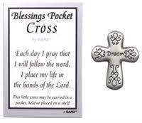 pocket crosses novelties