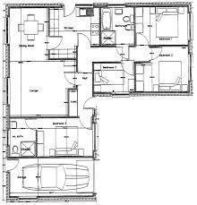 3 bedroom bungalow floor plan collection 2 bedroom bungalow floor plans photos best image