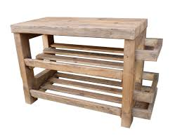 Entryway Bench With Rack Rustic Entryway Bench Shoe Rack Don U0027t Leave Rustic Entryway