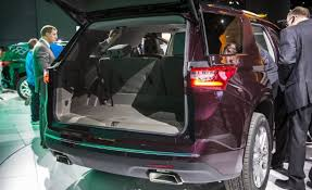 Traverse Interior Dimensions 2018 Chevrolet Traverse New Generation 2017 2018 Cars Review