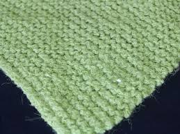 how to stop the edges from curling when knitting a scarf 5 steps