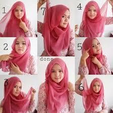 tutorial hijab resmi cara berhijab tutorial berhijab untuk acara formal