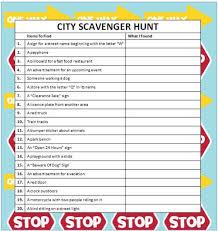 40 best scavenger hunt ideas images on pinterest game