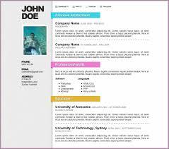 Best Simple Resume Format Best Word Resume Template Sample Job Resume Samples